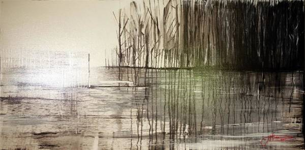 Painting - Natural Abstract 2 by Jack Diamond