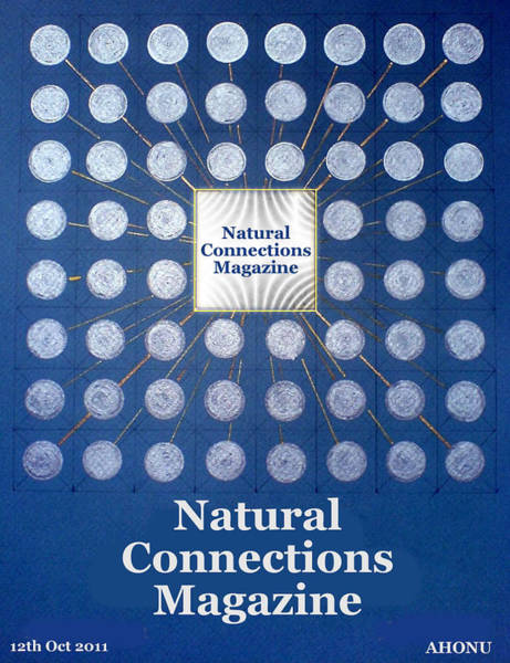 Painting - Natural Connections Magazine by Ahonu
