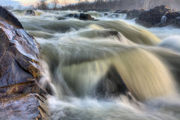 Chesapeake And Ohio Wall Art - Photograph - Natural Violence  by JC Findley