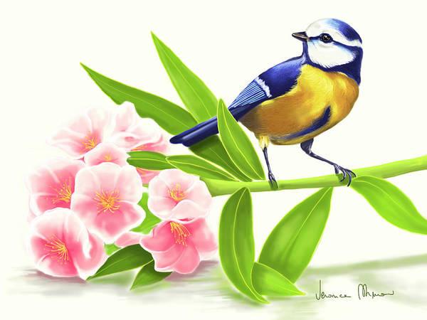 Wild Life Painting - Nature by Veronica Minozzi