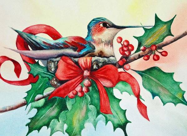 Painting - Nature's Gift by Diane Fujimoto