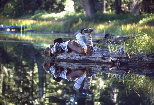 Photograph - Natures Mirror by Diane Bohna