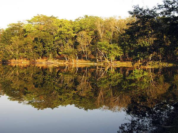 Photograph - Natures Reflection Guatemala by Kurt Van Wagner