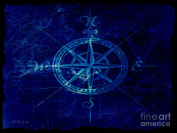 Photograph - Nautical Directions by Donna Bentley