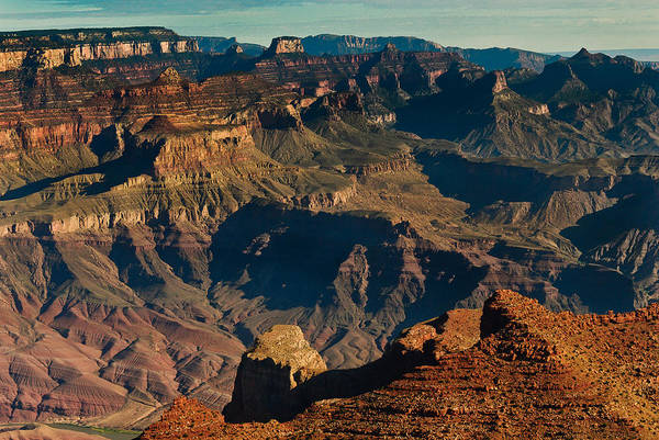 Photograph - Navajo Point Sunrise by Bob and Nadine Johnston