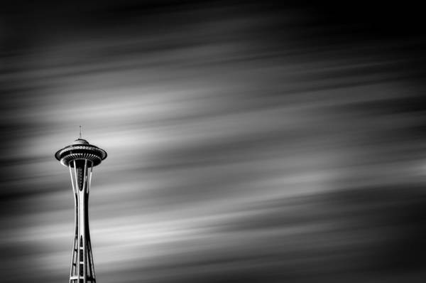 Photograph - Needle In The Sky by Brian Bonham