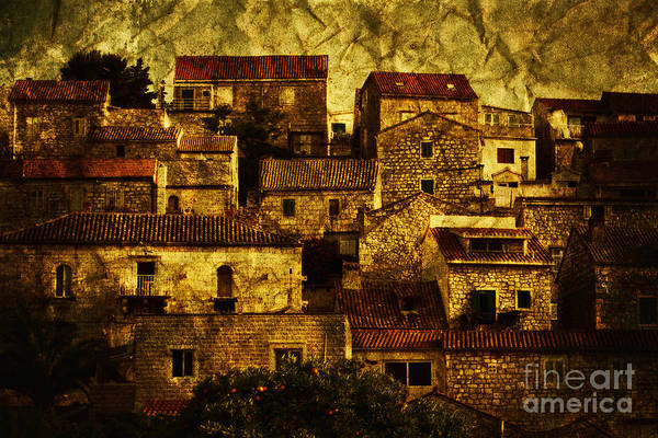 House Wall Art - Photograph - Neighbourhood by Andrew Paranavitana