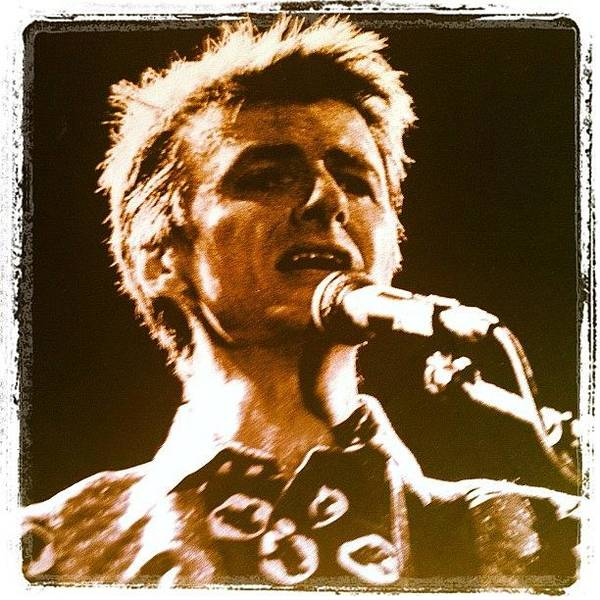 Pop Art Wall Art - Photograph - Neil Finn by Brent McGilvary