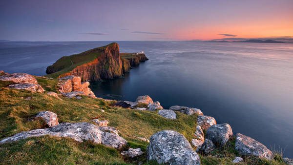 Wall Art - Photograph - Neist Point by Guido Tramontano Guerritore