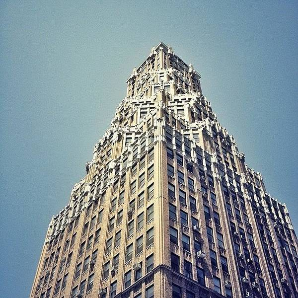 Wall Art - Photograph - Neo-gothic Architecture - Brooklyn - New York City by Vivienne Gucwa
