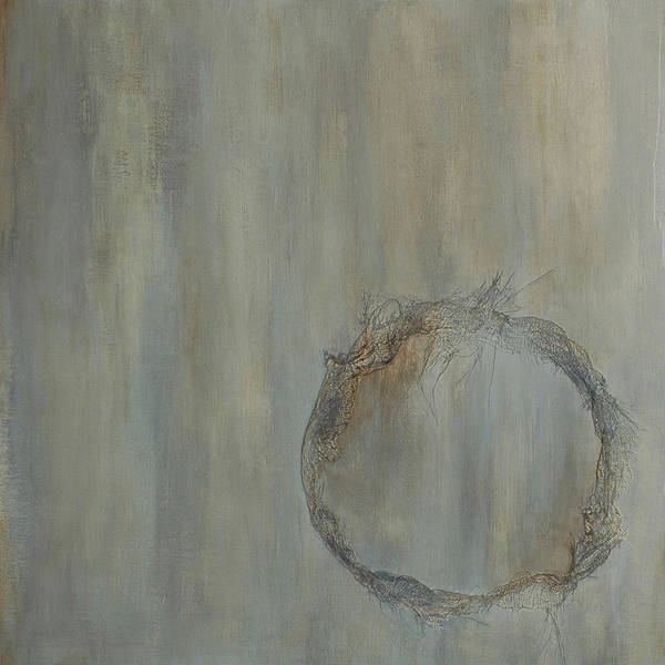 Empty Nest Wall Art - Painting - Nest by Sarah Stec
