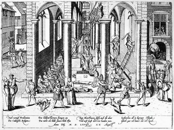 1566 Photograph - Netherlands: Calvinism by Granger