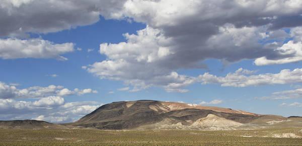 Expanse Photograph - Nevada - Desert Panorama by Brendan Reals