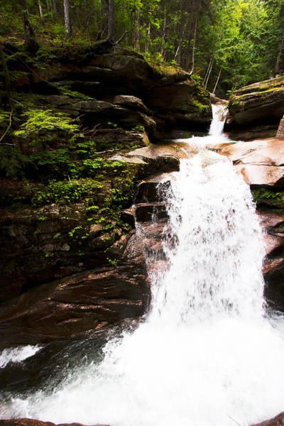 New Hampshire Waterfall Art Print