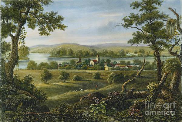 Photograph - New Harmony, 19th Century by Granger