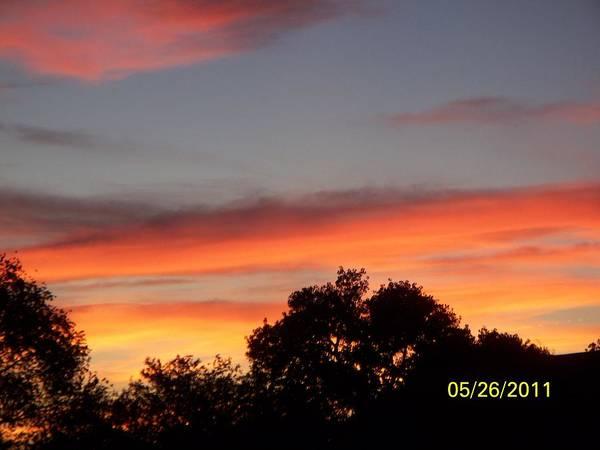 Wall Art - Photograph - New Mexico Sunset by Esta Bain