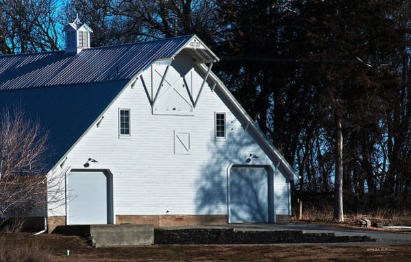 Photograph - New Old Barn by Edward Peterson