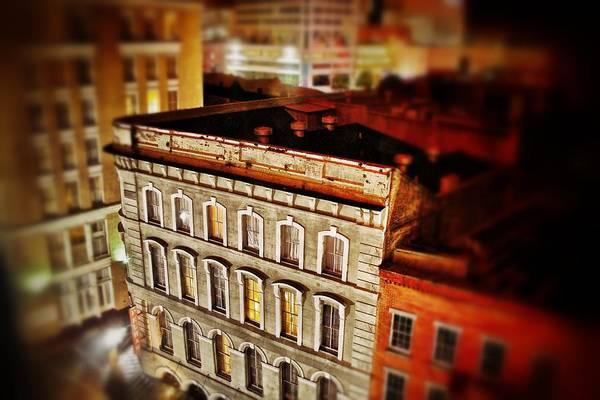 Photograph - New Orleans Building  by Jim Albritton