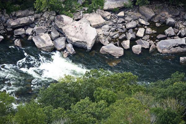 Wall Art - Photograph - New River Rock Watching by Teresa Mucha