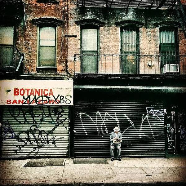 Wall Art - Photograph - New York City - Lower East Side by Vivienne Gucwa