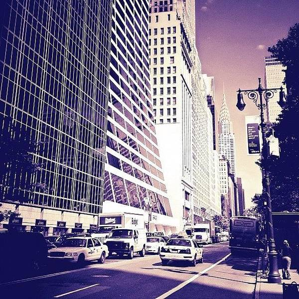 Wall Art - Photograph - New York City Dreamscape by Vivienne Gucwa