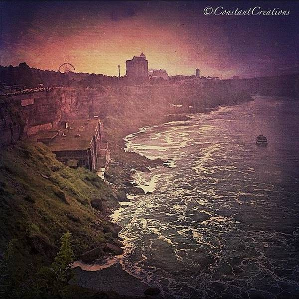 Creation Wall Art - Photograph - Niagara (repost) by Constant Creations