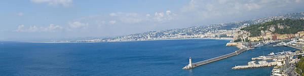 Photograph - Nice France by Richard Henne