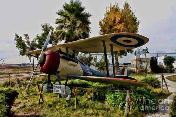 Wall Art - Digital Art - Nieuport 28 by Tommy Anderson