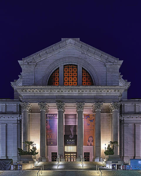 Photograph - Night At The Museum by Metro DC Photography