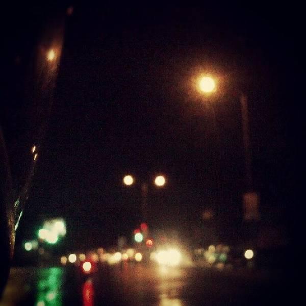 Audi Photograph - Night Drive #awesomeness #night #drive by Avikshith Np
