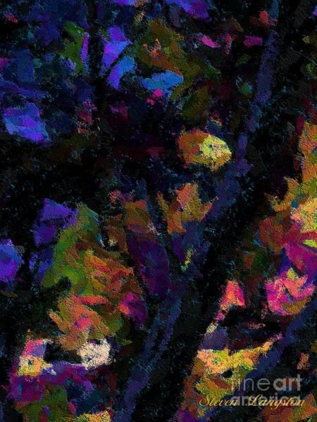 Night Of Color Art Print