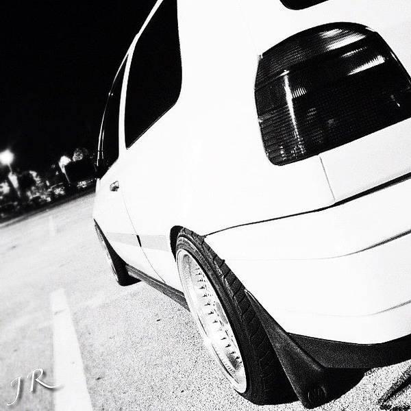 Sports Cars Photograph - Night Ride by Jorge Ramirez