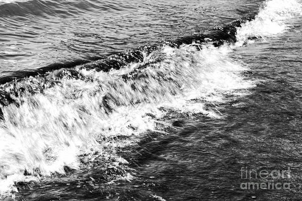 Photograph - Night Waves by Traci Cottingham