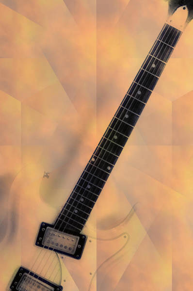 Strat Photograph - Nirvana by Bill Cannon