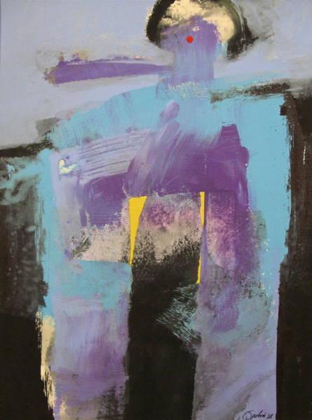 Painting - Noblumeeny by Cliff Spohn