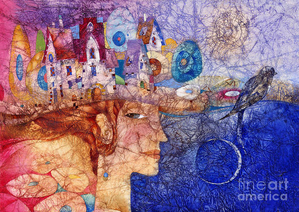 Wall Art - Mixed Media - Noon by Svetlana and Sabir Gadghievs