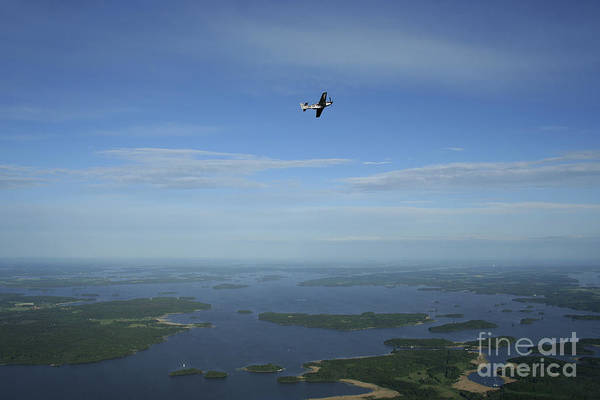 Photograph - North American P-51 Cavalier Mustang by Daniel Karlsson