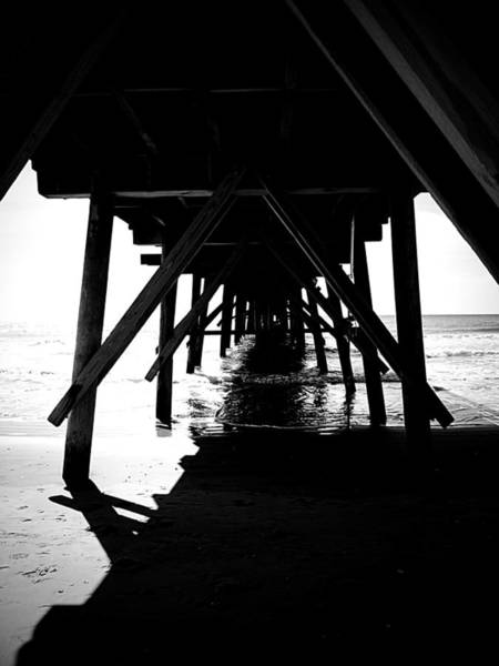 Photograph - North Carolina Fishing Pier by Beth Akerman