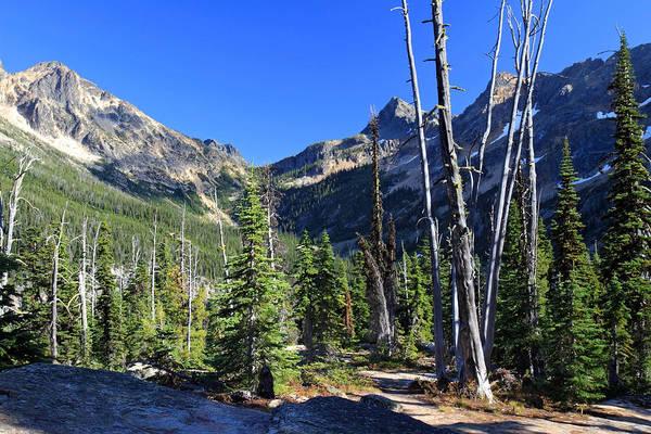 Photograph - North Cascades Landscape by Pierre Leclerc Photography