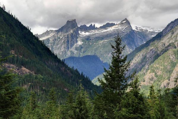 Photograph - North Cascades National Park by Pierre Leclerc Photography