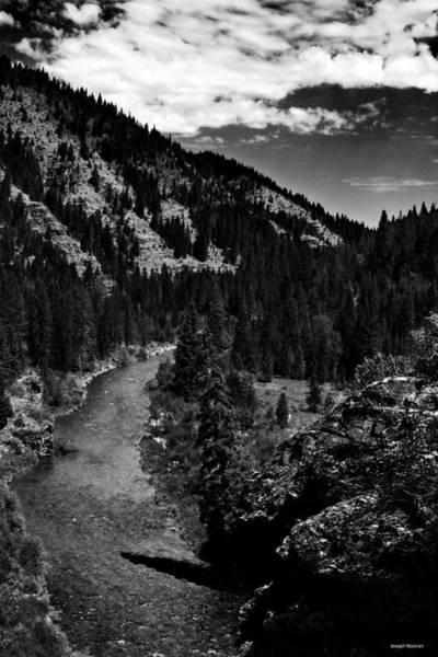 Photograph - North Fork Coeur D'alene River by Joseph Noonan