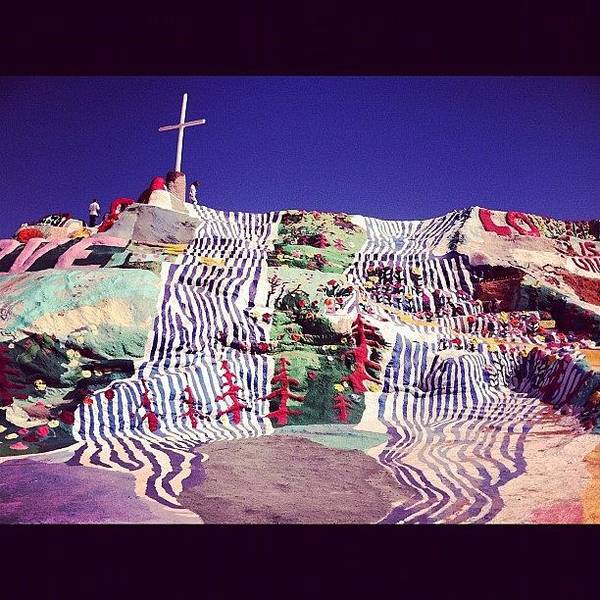Salvation Wall Art - Photograph - #north #glamis #salvation #rock by Tyler Rice