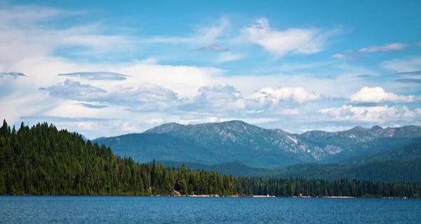 Photograph - North Priest Lake by David Patterson