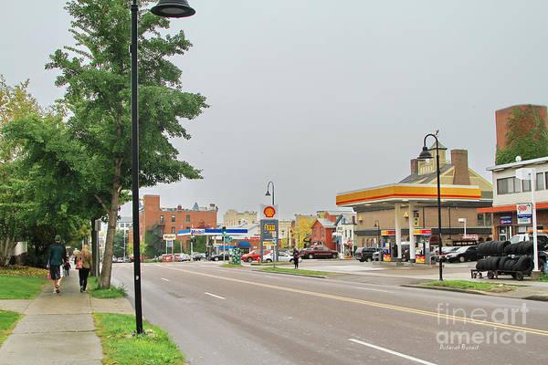 Photograph - North Winooski Ave. by Deborah Benoit