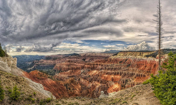 Cedar Breaks Photograph - Northwest by Stephen Campbell