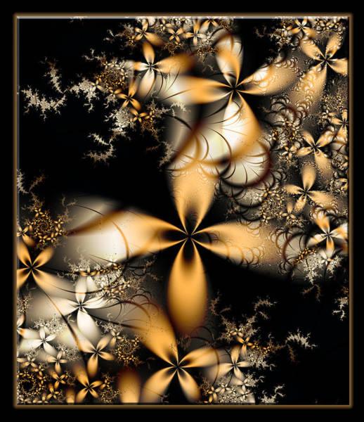 Digital Art - November Night by Karla White