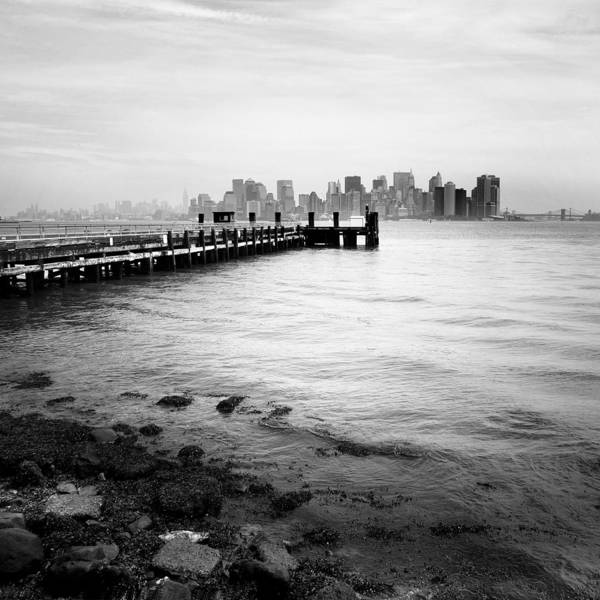 Wall Art - Photograph - Nyc Manhattan Skyline by Nina Papiorek