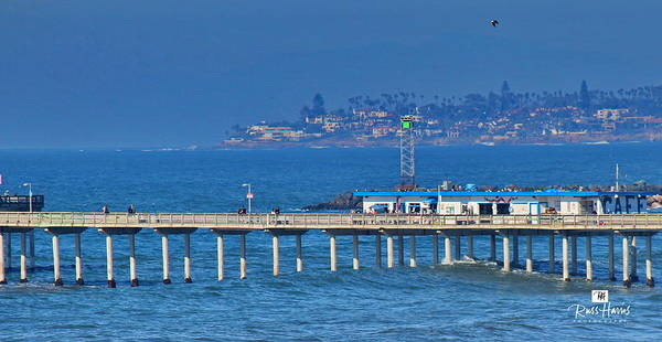 Wall Art - Photograph - Ob Pier Snack Shack by Russ Harris