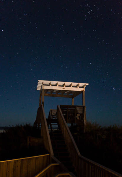 Wall Art - Photograph - Obx Night Sky by Patrick  Flynn