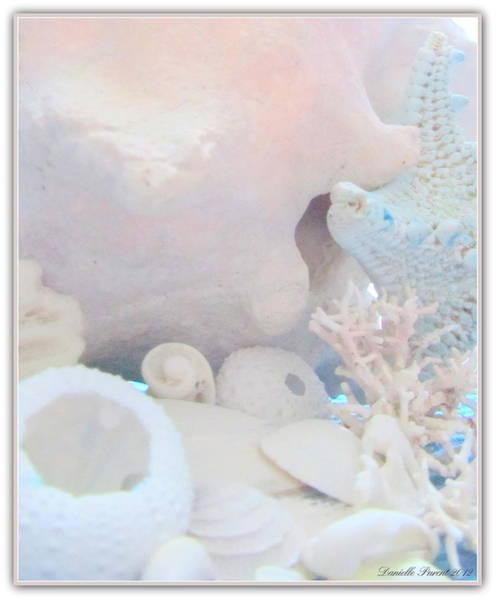 Photograph - Ocean Wisper In Cotton Candy Color by Danielle  Parent